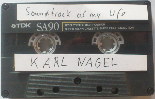 Soundtrack Of My Life - Karl Nagel